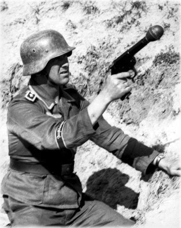 этом бункере немецкая ракетница времен вов фото которую