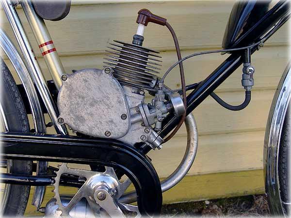 мопед с подвесным мотором